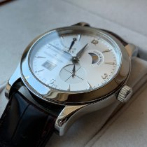 Jaeger-LeCoultre Master Eight Days Steel Silver