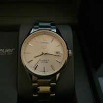 TAG Heuer Carrera Calibre 5 new 2021 Automatic Watch with original box and original papers WAR211B.BA0782