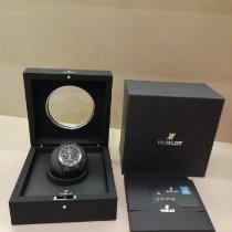Hublot Classic Fusion Chronograph Ceramika Czarny Bez cyfr