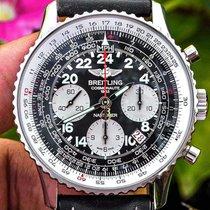 Breitling Navitimer Cosmonaute Steel 43mm Black Arabic numerals United States of America, Texas, Plano
