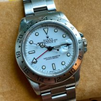 劳力士 16570 钢 1994 Explorer II 40mm 二手