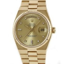 Rolex Day-Date Oysterquartz Oro amarillo 36mm Oro