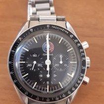 Omega ST 145.022 Staal 1975 Speedmaster Professional Moonwatch 42mm tweedehands