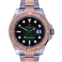 Rolex 126621-0002 Goud/Staal 2020 Yacht-Master 40 40mm nieuw