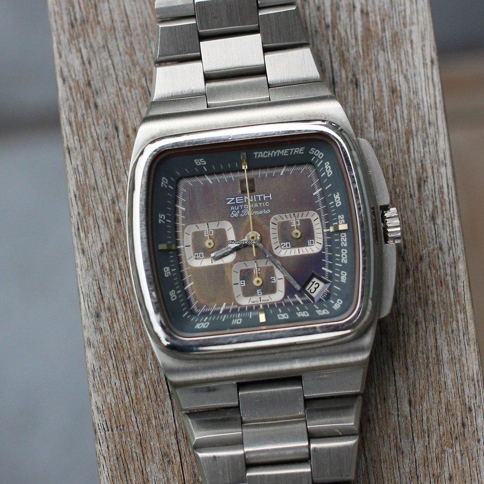 Zenith El Primero Chronograph 01-0200-415 tweedehands