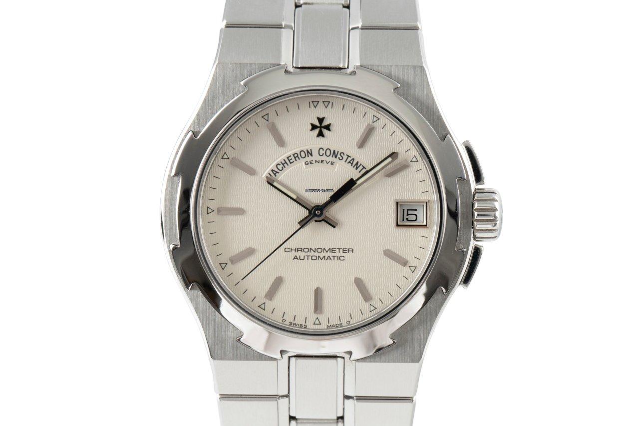 Vacheron Constantin Overseas Chronograph 42050-72050 2002 pre-owned