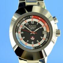 Rado Diastar Сталь 39.7mm Черный