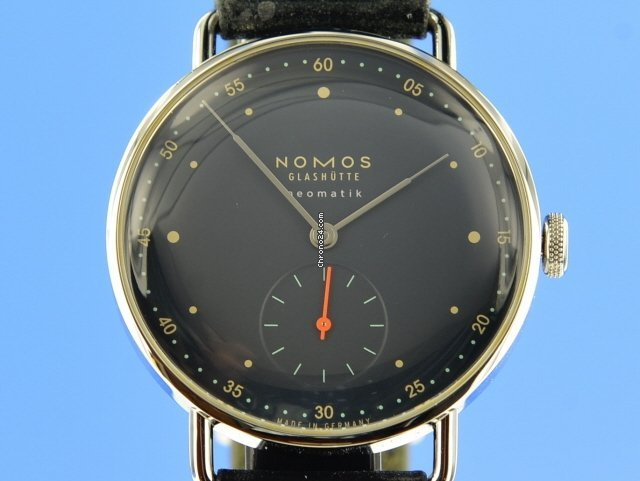 NOMOS Metro Neomatik 1110 2021 pre-owned