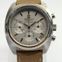 Zenith Steel 36mm Automatic 01.0210.415 pre-owned United States of America, Massachusetts, West Boylston