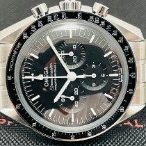 Omega Speedmaster Professional Moonwatch neu 2021 Handaufzug Chronograph Uhr mit Original-Box und Original-Papieren 310.30.42.50.01.001