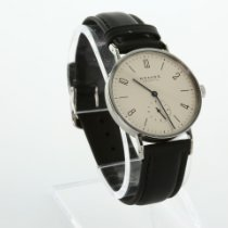 NOMOS pre-owned Manual winding White 30 ATM
