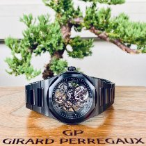 Girard Perregaux Laureato new 2021 Automatic Watch with original box and original papers 81015-32-001-32A