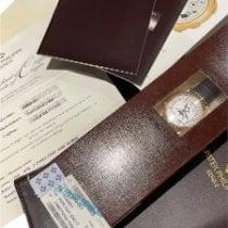 Patek Philippe Annual Calendar nuevo 2007 Automático Reloj con estuche y documentos originales 5396R-001