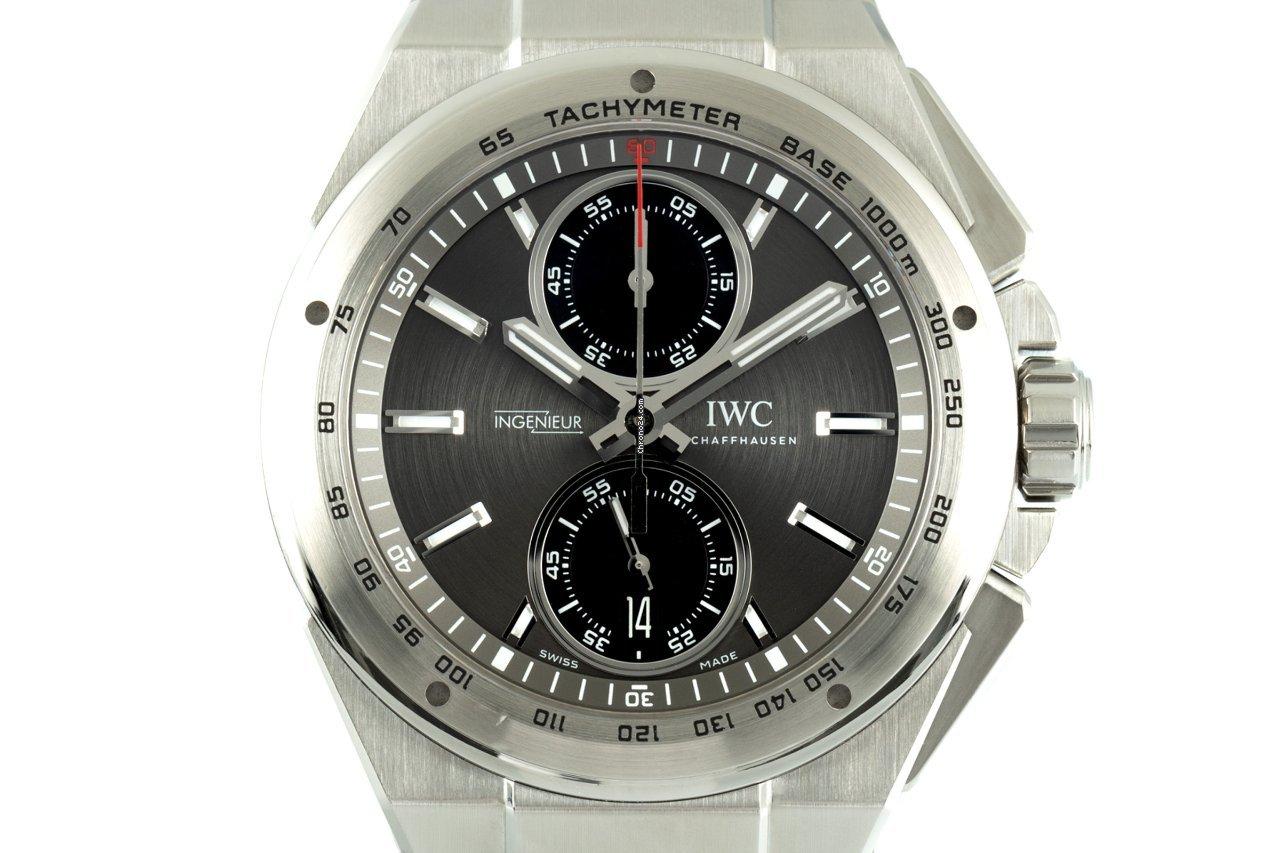 IWC Ingenieur Chronograph Racer 3785 2014 usados