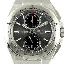 IWC Acero Automático Gris 45mm usados Ingenieur Chronograph Racer