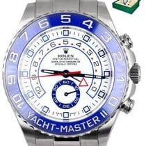 Rolex Yacht-Master II Steel 44mm White