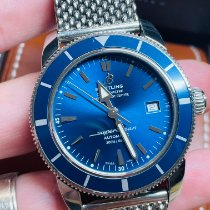 Breitling Superocean Heritage 42 Steel 42mm Blue No numerals United States of America, Florida, West Palm Beach