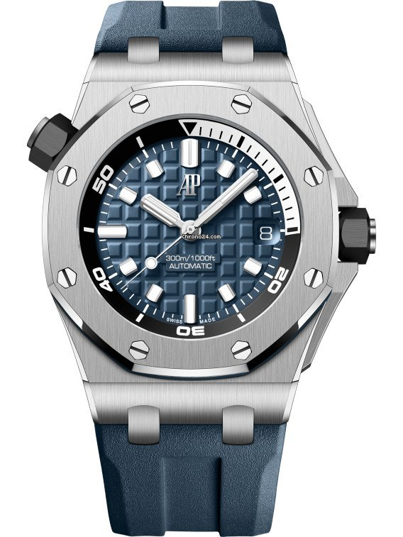 Audemars Piguet Royal Oak Offshore Diver 15720ST.OO.A027CA.01 2021 new