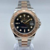 Rolex 268621 Goud/Staal 2021 Yacht-Master 37 37mm nieuw