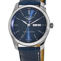Longines Master Collection L29104920 New Steel 40.00mm Automatic United States of America, New Jersey, River Edge