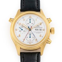 IWC Yellow gold 42mm Automatic IW3711 pre-owned United States of America, Florida, Hollywood