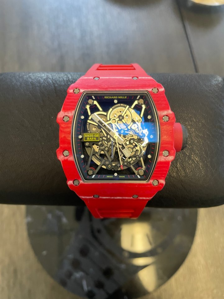 Richard Mille RM 035 RM35-02 2020 pre-owned