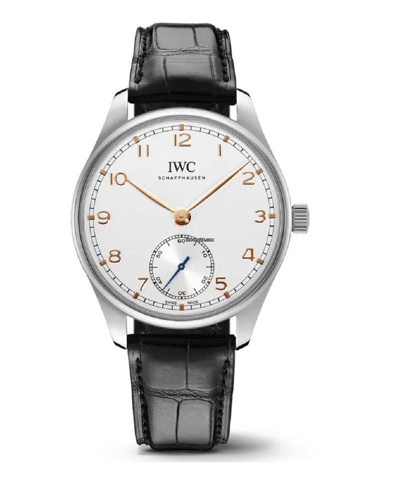 IWC Portuguese Automatic IW358303 2021 new