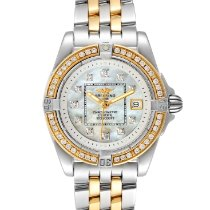 Breitling Cockpit Lady Steel 32mm Mother of pearl United States of America, Georgia, Atlanta