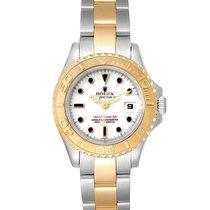 Rolex 69623 Goud/Staal 1997 Yacht-Master 29mm tweedehands