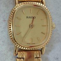 Rado Florence Gold/Steel Gold No numerals