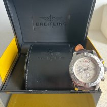 Breitling Steel 48mm Automatic A13371 pre-owned Thailand, Thai Mueang