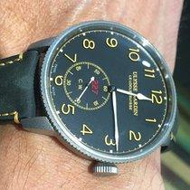 Ulysse Nardin (ユリスナルダン) マリーン トルピユール 新品 2021 自動巻き 正規のボックスと正規の書類付属の時計 1183-320LE/62