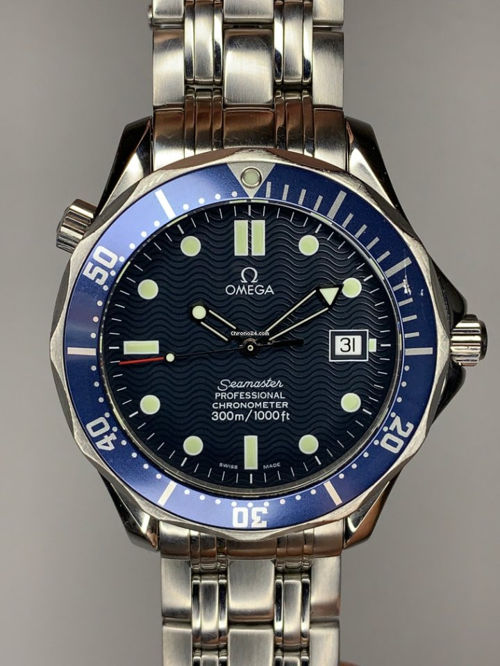 Omega Seamaster Diver 300 M 25318000 2006 pre-owned