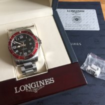 Longines Steel 41mm Automatic L3.695.4.59.6 pre-owned United Kingdom, Melton Mowbray