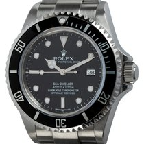 Rolex Sea-Dweller 4000 pre-owned 40mm Black Date