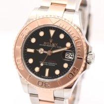 Rolex 268621 Goud/Staal 2021 Yacht-Master 37 37mm tweedehands
