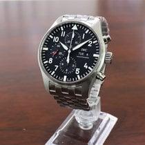 IWC Pilot Chronograph IW377710 Very good Steel 43mm Automatic UAE, Dubai