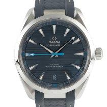 Omega Seamaster Aqua Terra Steel 41mm Grey