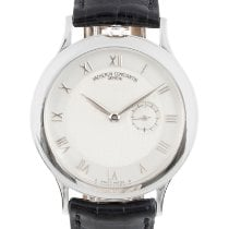 Vacheron Constantin White gold 34.5mm Manual winding 92012 pre-owned