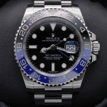 Rolex 116710 Steel 2016 GMT-Master II 40mm pre-owned United States of America, California, Huntington Beach
