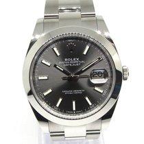 Rolex Datejust 126300 New Steel 41mm Automatic