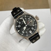 IWC IW500402 White gold 2008 Big Pilot 46mm pre-owned