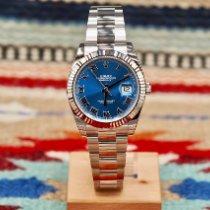 Rolex Datejust II Stahl 41mm Blau Keine Ziffern Schweiz, Genève (Delivery worldwide)