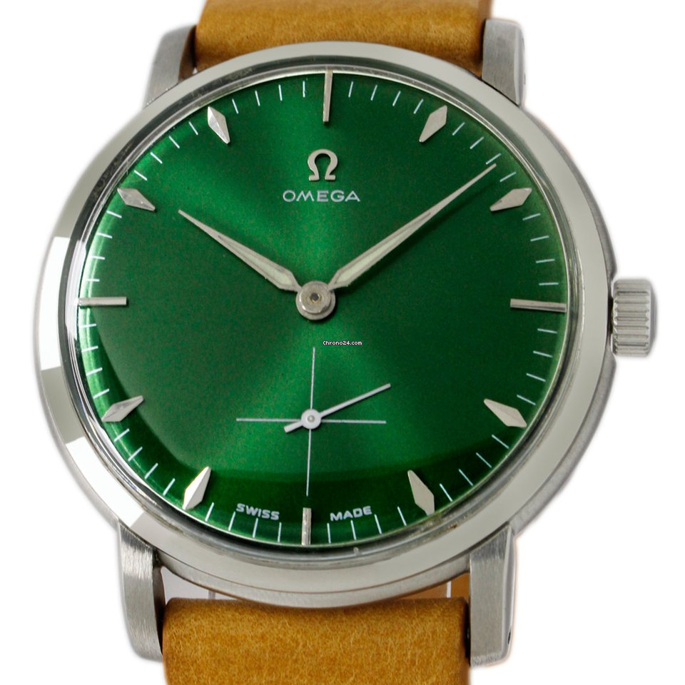 Omega 2544-5 1950 pre-owned