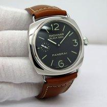 Panerai PAM 183 Staal Radiomir Black Seal 45mm tweedehands