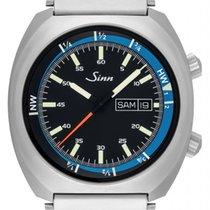 Sinn 240 Steel 43mm Blue