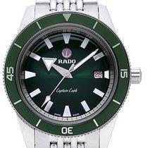 Rado HyperChrome Captain Cook Acero 42mm Verde