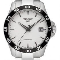 Tissot V8 Steel 42.5mm Silver