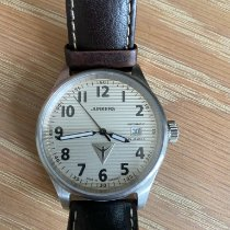 Junkers Steel 40mm Automatic 6860-1 pre-owned