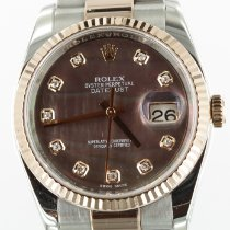 Rolex Datejust 116231 Sehr gut Gold/Stahl 36mm Automatik Deutschland, Eisenach